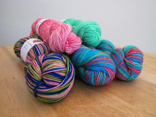 Vesper Sock Yarn