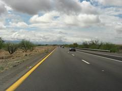 I-19 Southbound South of Tucson, Arizona