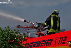Scheunenbrand Stockstadt 24.05.10