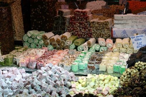 More Lokum, Spice Bazaar, Istanbul, Turkey