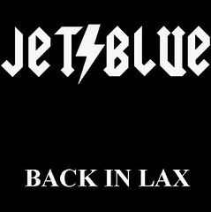 JetBlue Back at LAX