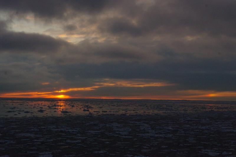 IMGP2069 Sundog Sunset
