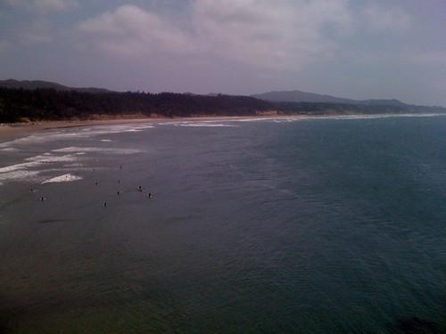 Oregon Coast near Devils Punchbowl