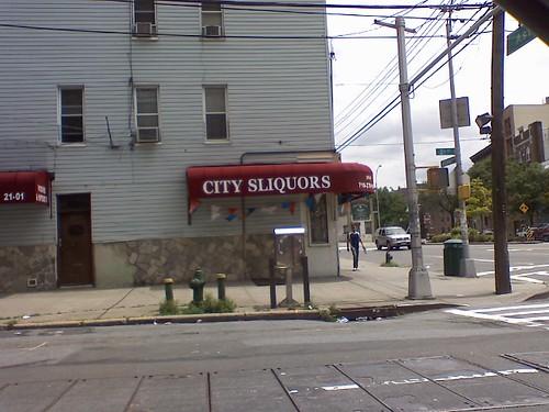city sliquors