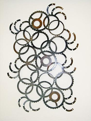 wall sculpture #20 (c) 2009 mark & lynne medsker