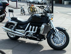 2013 Triumph Rocket III | muscleheaded (6/6)