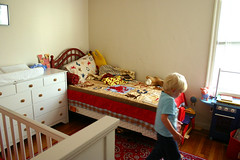 The boys' room