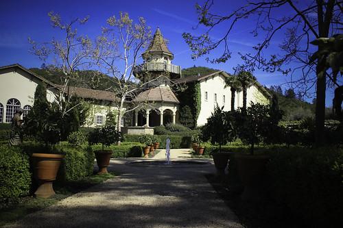 Domaine Chateau Saint-Jean - Sonoma, CA