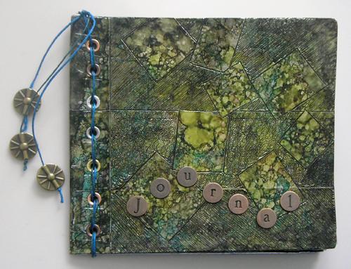 junk journal 3 (c) 2009, Lynne Medsker