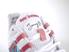 Jenny B's signature shoe