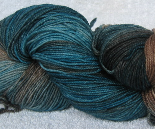 Malabrigo Sock in Persia