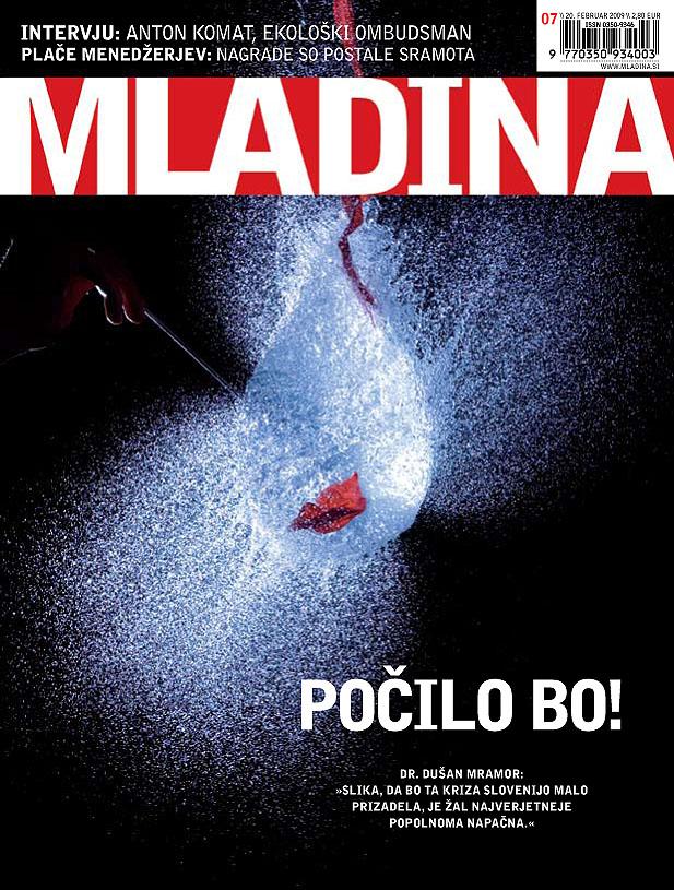 Mladina 08/2009 - 2