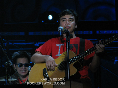 Buddy Zabala and Raimund Marasigan