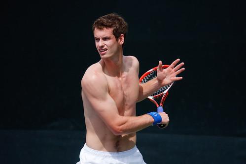 Andy Murray by mirsasha.
