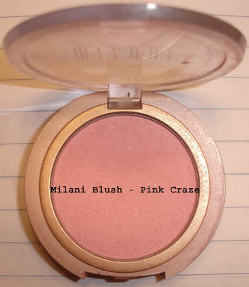 Milani Blush in Pink Craze