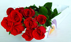Ramo+de+rosas+roja