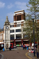 Co-Op And Clock Tower