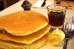 Flapjacks One Peso Pancakes