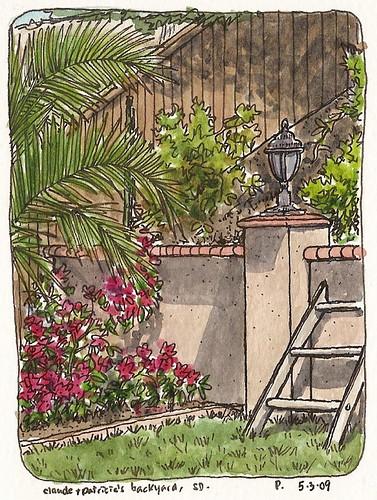 claude's garden