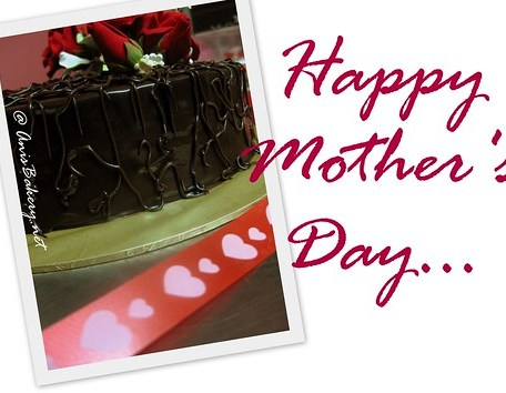 mother's day cake @ AnisBakery.net
