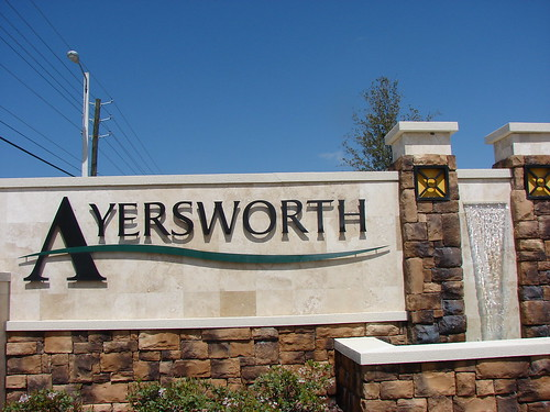Ayersworth Glen New Single Family Homes Riverview Florida