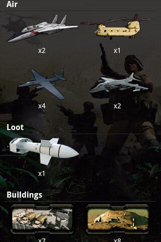World War 擁有武器