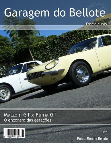Malzoni GT X Puma GT