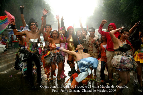 Marcha del Orgullo  by you.