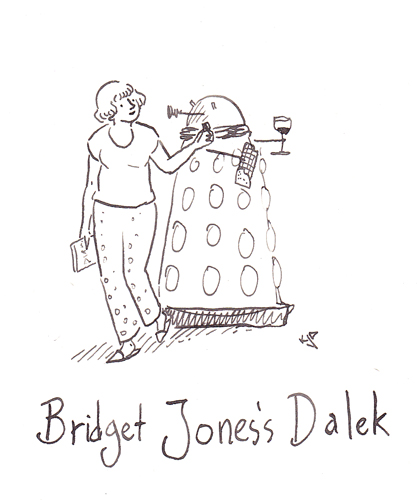 Bridget Jones's Dalek