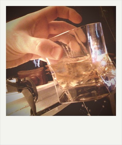 Whiskey with cameras