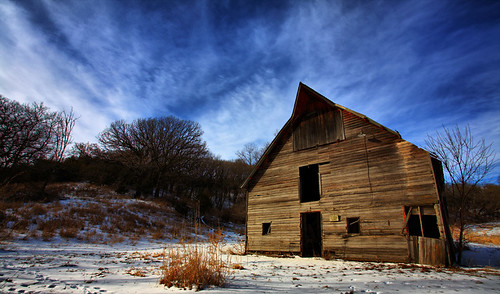 Loess Hills Barn by you.