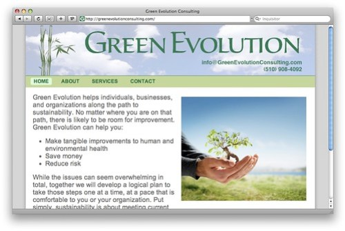 Green Evolution Consulting