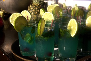curacao cocktails
