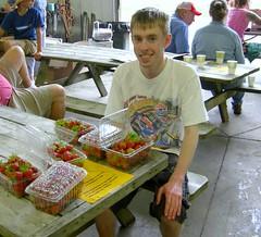 Ben/strawberries