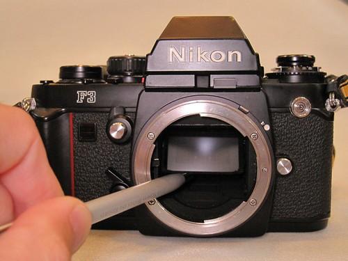 Macchina fotografica fotografia analogica oggi - Pulizia specchio reflex ...