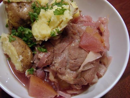 Dinner:  January 7, 2009