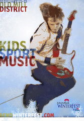 2009 Winterfest Poster