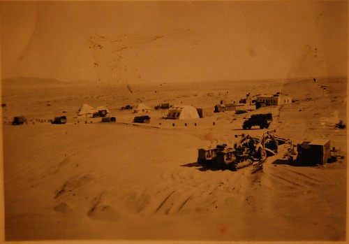 Army Desert Camp