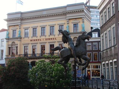 Het Meisje en Het Paard