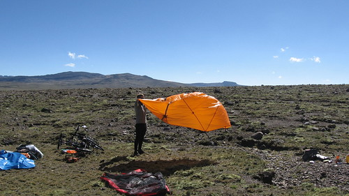 Simon drying out MSR flysheet