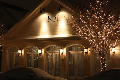 Nisi Restaurant, Englewood NJ by you.