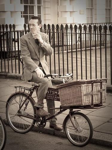 The quintessential butchers bike