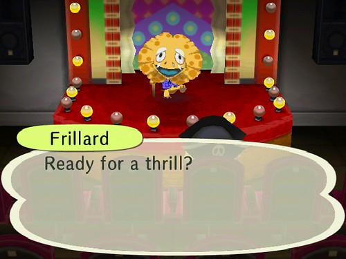 Its Frillard!