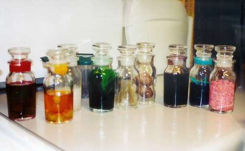 harry potter party decorations potions