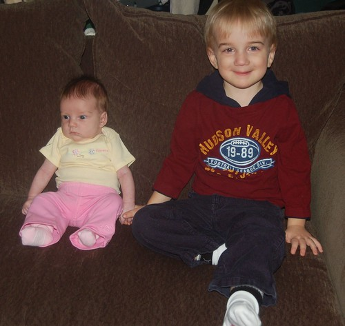 Brother and Sister 1