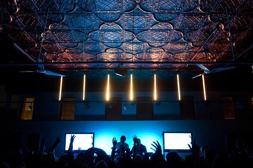 MSTRKRFT 04/02/2009 Myspace Secret Show - Chicago, IL