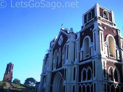 St. Augustine Parish Church of Bantay in Ilocos Sur, Philippines