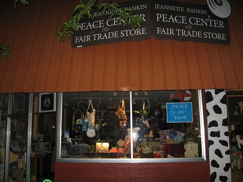 Jeanette Rankin Peace Center