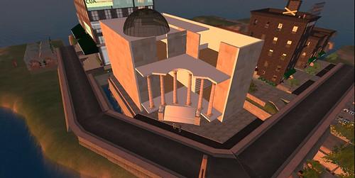 Nova Albion's New Museum