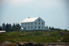 Jamie Wyeth Museum on Allen Island
